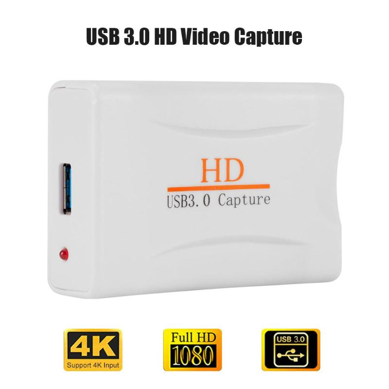 USB3.0 HDMI Game Capture Card Grabber 1080P 60fps HD Video Capture Recorder Gaming Streaming Recording|Video & TV Tuner Cards| |  - title=