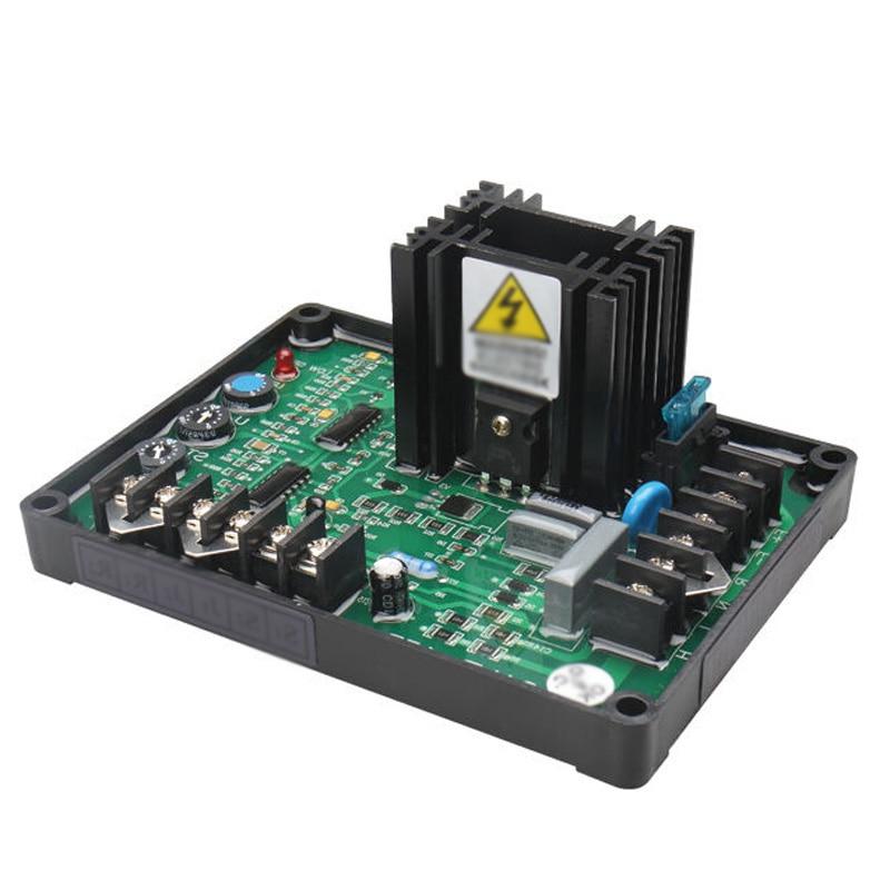 New Universal Automatic Voltage Regulator AVR GAVR-15A GAVR15A 220/400V AC Input Tool Part Accessories