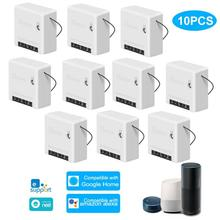 10 Pcs SONOFF MINI Wifi Smart Switch Module 110-240V Control