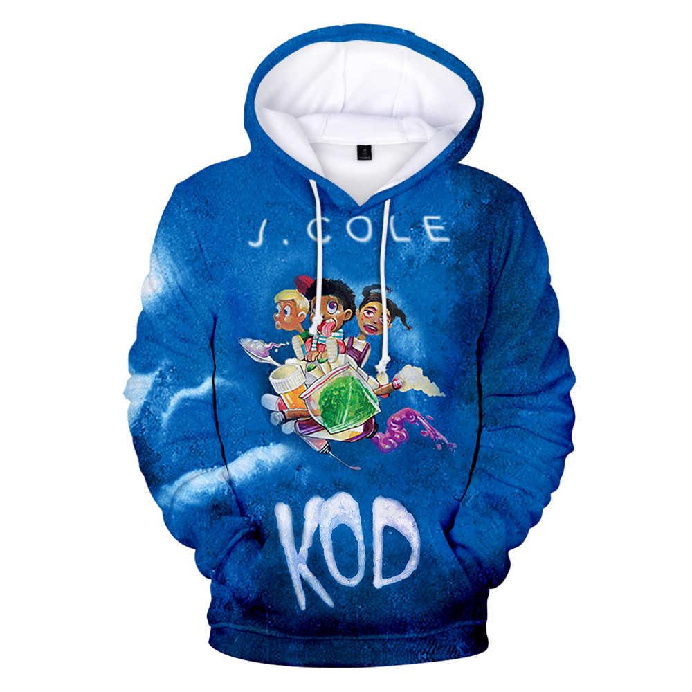 ¡OFERTA 2020! Sudadera con capucha J.Cloe 3D de rapero a la moda de otoño-invierno para hombre y mujer, Sudadera con capucha de Hip Hop y estampado en 3D, Sudadera con capucha J.Cloe 3D