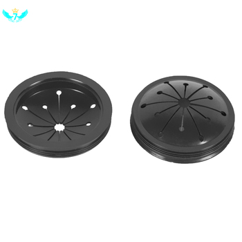 Multi-function Food Waste Disposer Accessories Drain Plugs Splash Guards for Whirlaway Waste King Sinkmaster and GE Models image