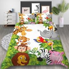 Thumbedding Zoo Animal Bedding…