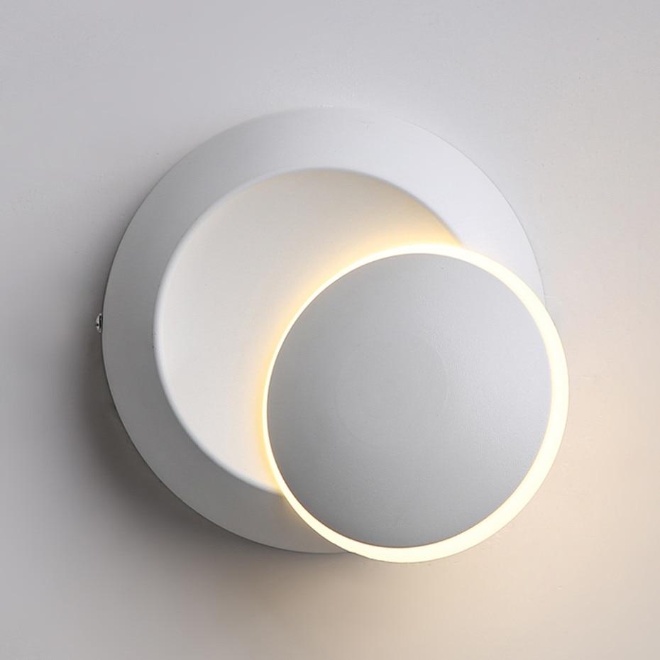 Lâmpada de parede led luz de parede