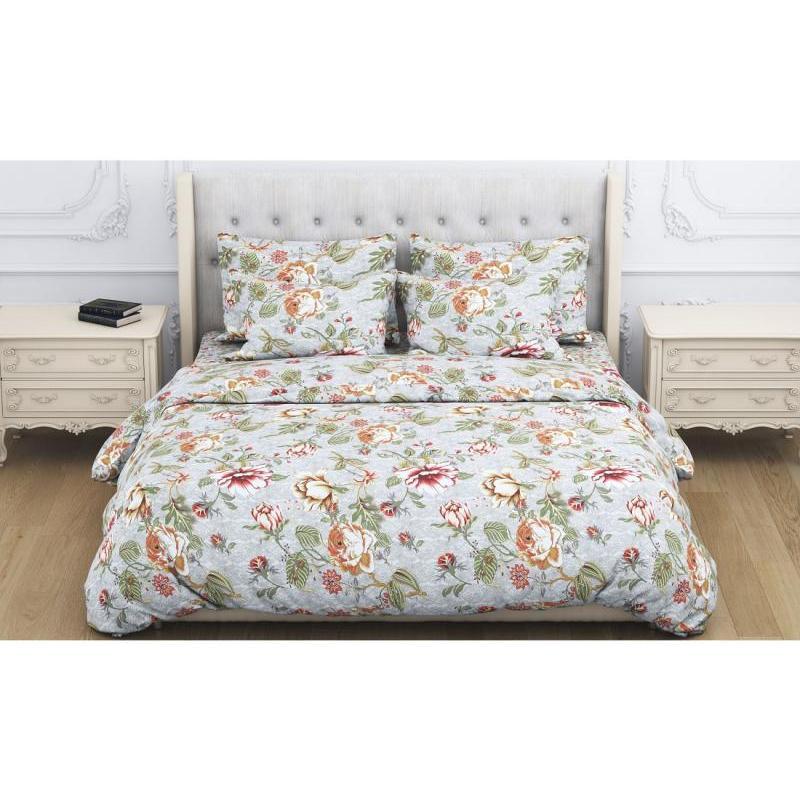 Bedding Set double-euro Amore Mio, Giacint, Gray bedding set double amore mio lace