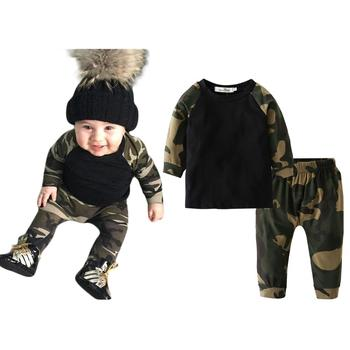 "Newborns ""Like A Boss"" Clothing Set 2 Pcs 2"