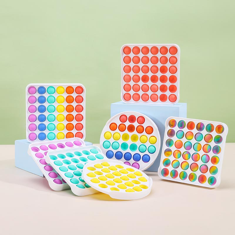 Fidget Toy Antistress-Toys Autism Push Bubble Squishy Children Adult for Jouet Pour
