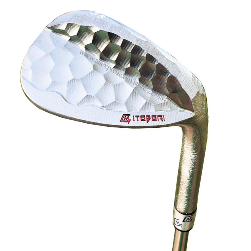 New Golf Clubs MTG Itobori Golf Wedges Colour Silvery FORGED Wedges Golf Steel Shaft Clubs Wedges Cooyute Free Shipping