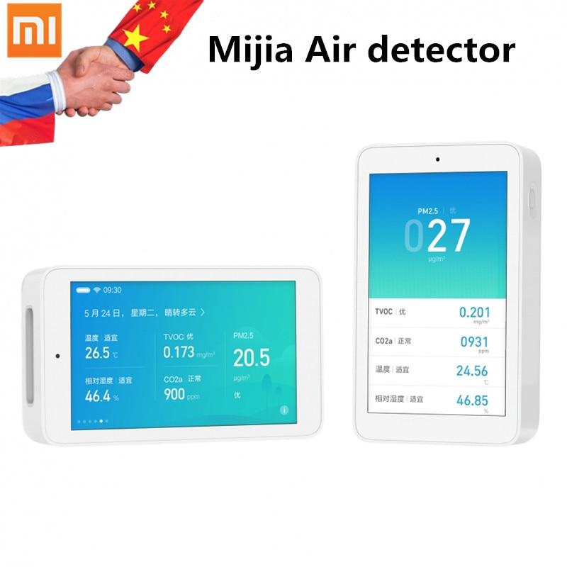 Xiaomi Mijia Air Quality Tester 3 97 inch Screen Remote Monitoring TVOC CO2 smartmi PM2 5