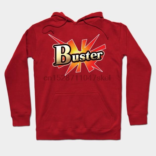 Fate Grand Order Buster By Nanashi_sama Women Streetwear Men Hoodies Sweatshirts