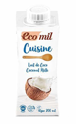EcoMil Coconut Cuisine 200ml