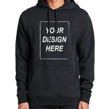 Custom Hoodies Add Your Text Sweatshirt Customized Long Sleeve High Quality Heavy Weight Soft Fleece Tops Hoody