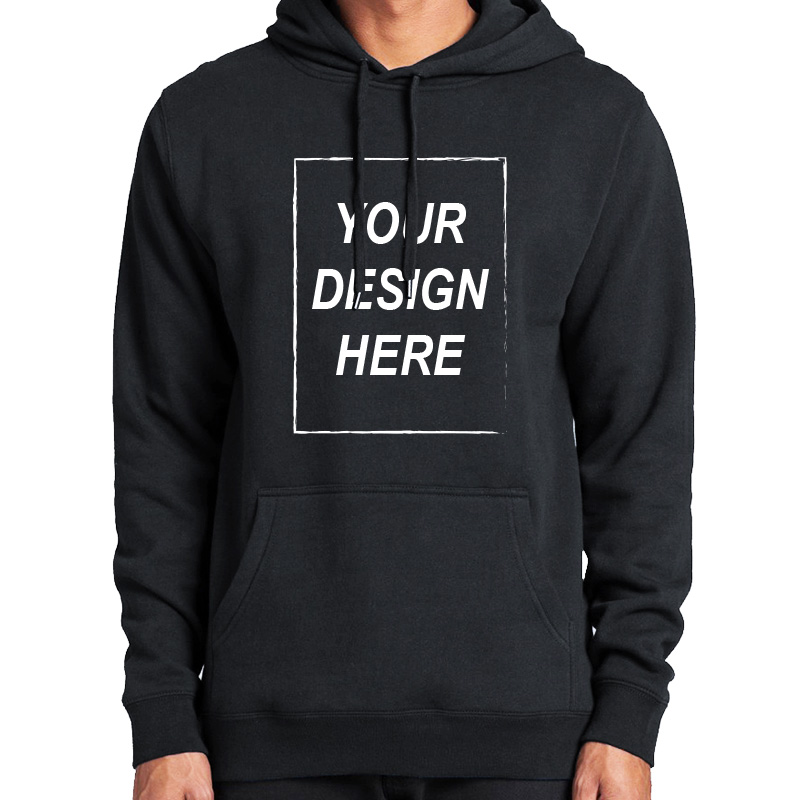 Custom Hoodies Add Your Text Sweatshirt Customized Long Sleeve High Quality Soft Plus Velvet Winter Warm Tops Hoody