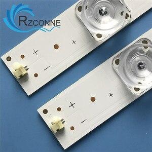 """Image 5 - LED Backlight strip12 lamp For Sharp 49""""TV LC 49CFF5001K RF AJ490E32 0601R 01 0601l A1 LY.45J01G001 LC 49CFE6032E LC 49CUF8472"""