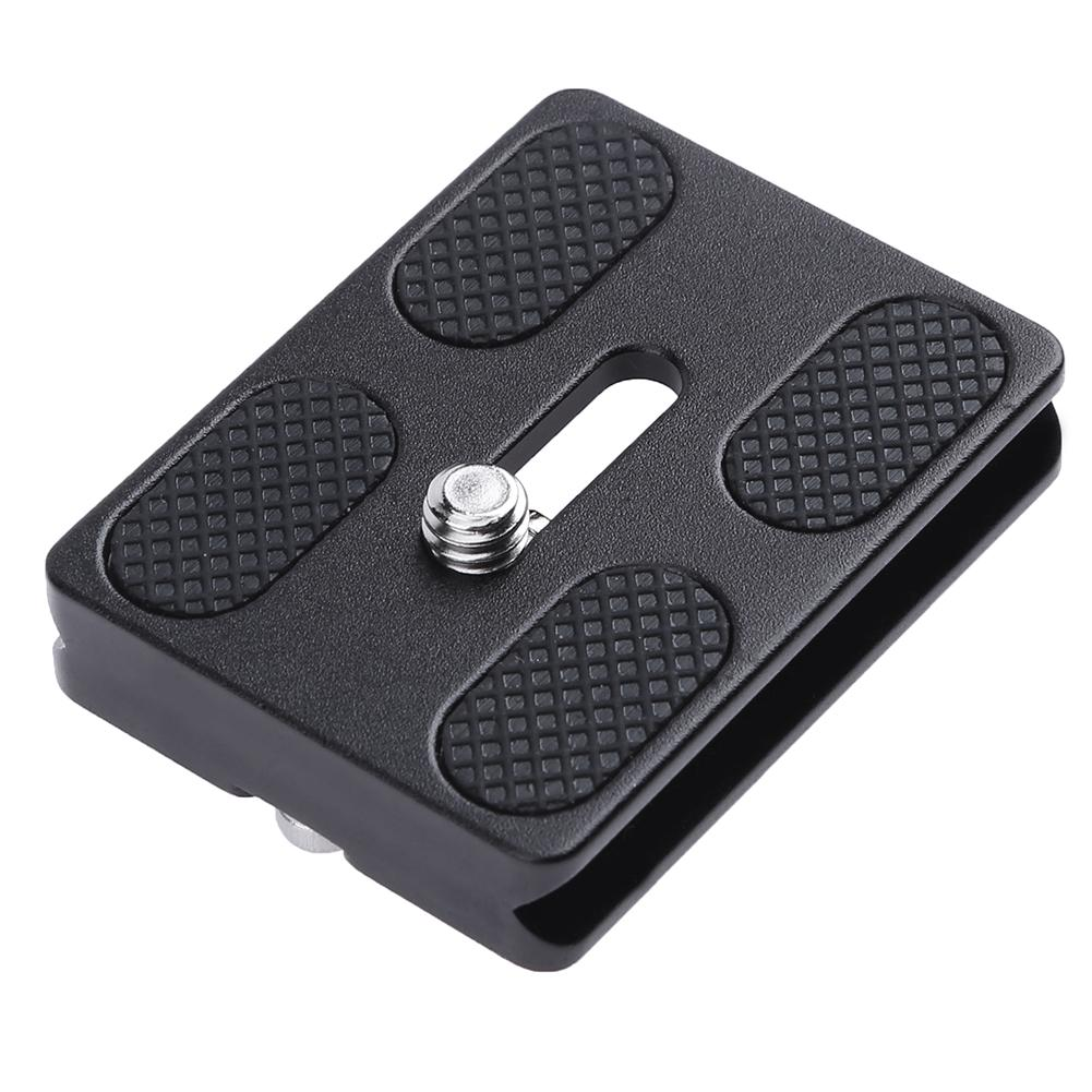 Color : Clamp and Plate Suit Camera Belt Strap Tripod Ball Head Mount Adapter Pu50 RRS Quick Shot Quick Release Clip Plate Clamp for Arca Swiss DSLR Camera Ballhead Durable