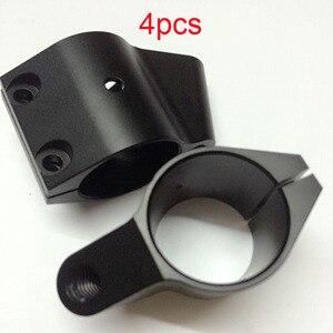 4 шт., алюминиевый сплав 16 мм/18 мм/20 мм/25 мм, медицинская коробка, фиксированный элемент, штатив, соединительный соединитель для радиоуправляе...