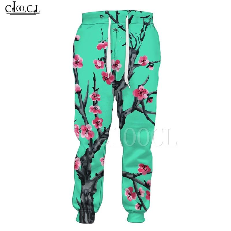 Flower Arizona Pantalones Informales 3d Para Hombre Y Mujer Ropa Deportiva Para Gimnasio Impresion De Anime Moda Popular Y Comoda Hip Hop Pantalones Deportivos Aliexpress