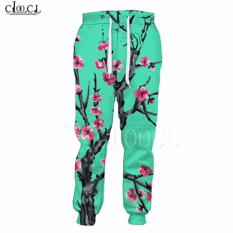 Flower Arizona Pantalones Informales 3d Para Hombre Y Mujer Ropa Deportiva Para Gimnasio Impresion De Anime Moda Popular Y Comoda Hip Hop Aliexpress