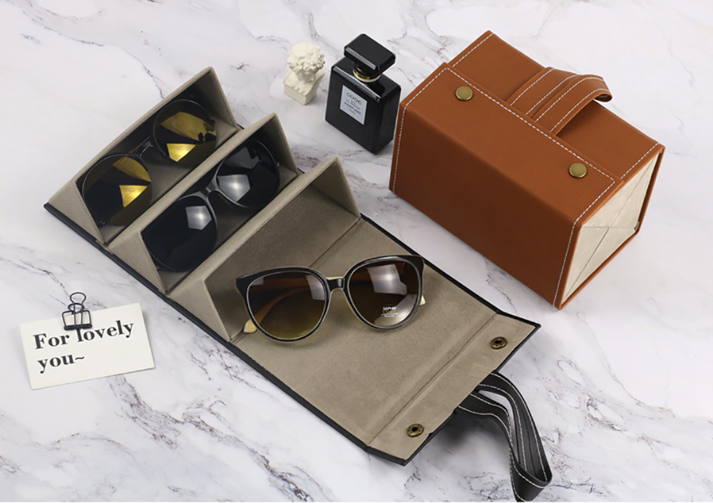 Travel Sunglasses Case