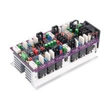 Aiyima WY2963/ WK5688 hifiフィーバー600ワットステレオデュアルチャネルclass ab電力オーディオアンプボードdiyの家庭サウンドシアター