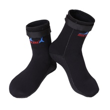 Women And Men Socks Snorkeling Boots 3mm Diving Wetsuits Difting Surfing Shoes Beach Water Sport Accessories