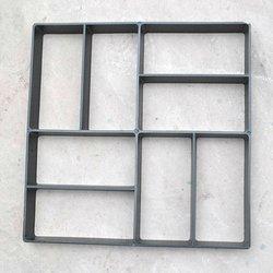 Ogrodowe kostki brukowe formy Diy Patio Walk Maker kamień rzeczny układarka betonu formy wielokrotnego użytku forma do robienia ścieżki
