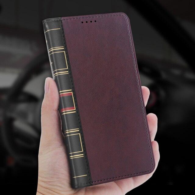 Pour OPPO A83/A79 étui à rabat portefeuille en cuir pour OPPO F9/OPPO A3/OPPO A5/OPPO R15/OPPO F9 avec poche pour carte