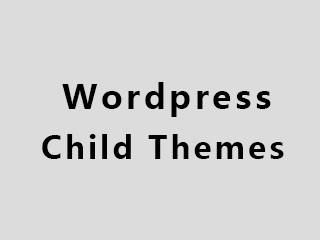 WordPress如何使用子主题来修改更新主题模板教程