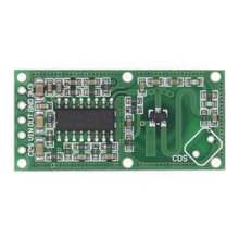 50 개/몫 RCWL 0516 마이크로 웨이브 레이더 센서 모듈 인체 유도 스위치 모듈 지능형 센서