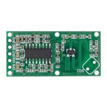 50PCS/LOT RCWL 0516 microwave radar sensor module Human body induction switch module Intelligent sensor