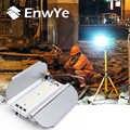 EnwYe 50W LED projecteur iode-tungstène 100W LED spot chantier Construction éclairage 220V 230V 240V LED réglable spot