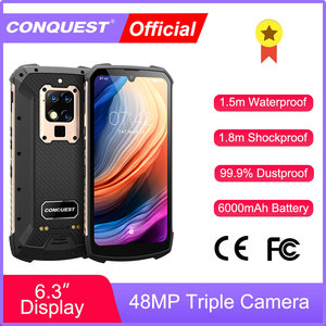 CONQUEST S16 Android Phone Rug
