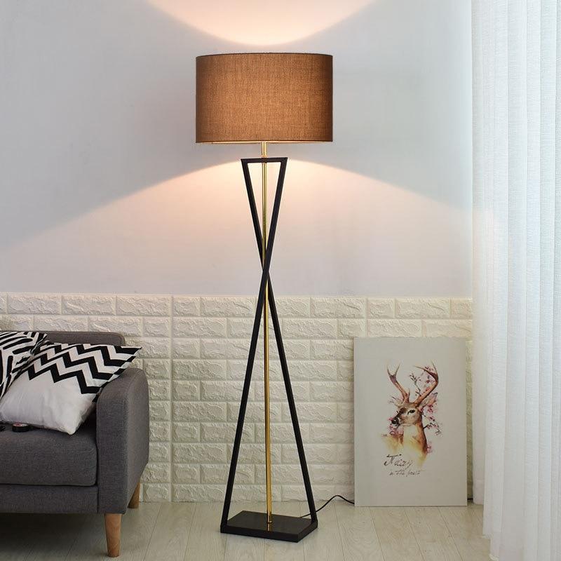 Nordic Contemporary Floor Lamp, Floor Standing Lamps For Living Room