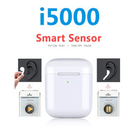Smart Sensor i5000twsws 1:1 Replica Aire 2 Wireless Bluetooth Earphones 1536d PK H1 W1chip i12 i60 i80 i200 i500 i800 i1000 TWS