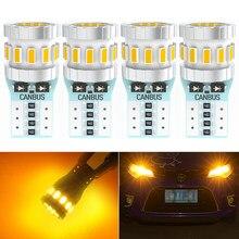 Ошибок T10 W5W Стоянкы Автомобилей Автомобиля светильник Led лампы 2825 оформления интерьера лампа для Ford Focus 2 3 Fiesta Fusion Ranger Kuga S Max мы собрали воеди...