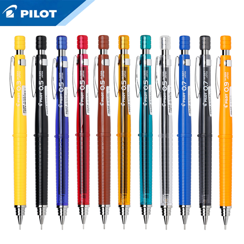 1Pcs PILOT Professional Drawing Activity Pencil H-325 Color Pen Holder 0.3/0.5/0.7/0.9mm A Variety Of Specifications Can Choose
