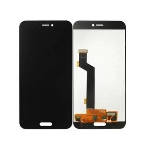 Image 2 - Orijinal lcd için xiaomi mi 5C ekran dokunmatik Panel ekran Digitizer meclisi için çerçeve ile xiaomi mi 5C M5C telefonu sensörü parçaları