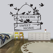 Family Roots wall decal Wall Art Vinyl Home sweet Stickers Kids Living room Sticker Bedroom decoration HY779