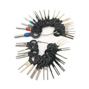 Image 2 - 36 Chiếc Điện Dây Kéo Dụng Cụ Cầm Tay Bộ Xe Ô TÔ Cắm Đầu Dụng Cụ Tháo Chân Kim Retractor Chọn