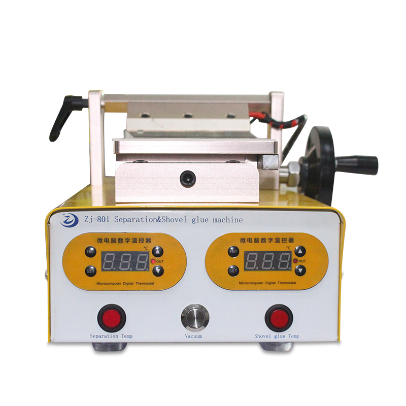 ZJ 801 remove glue machine for lcd screen residue oca glue remover and LCD refurbish Free shipping|Power Tool Sets| |  - title=