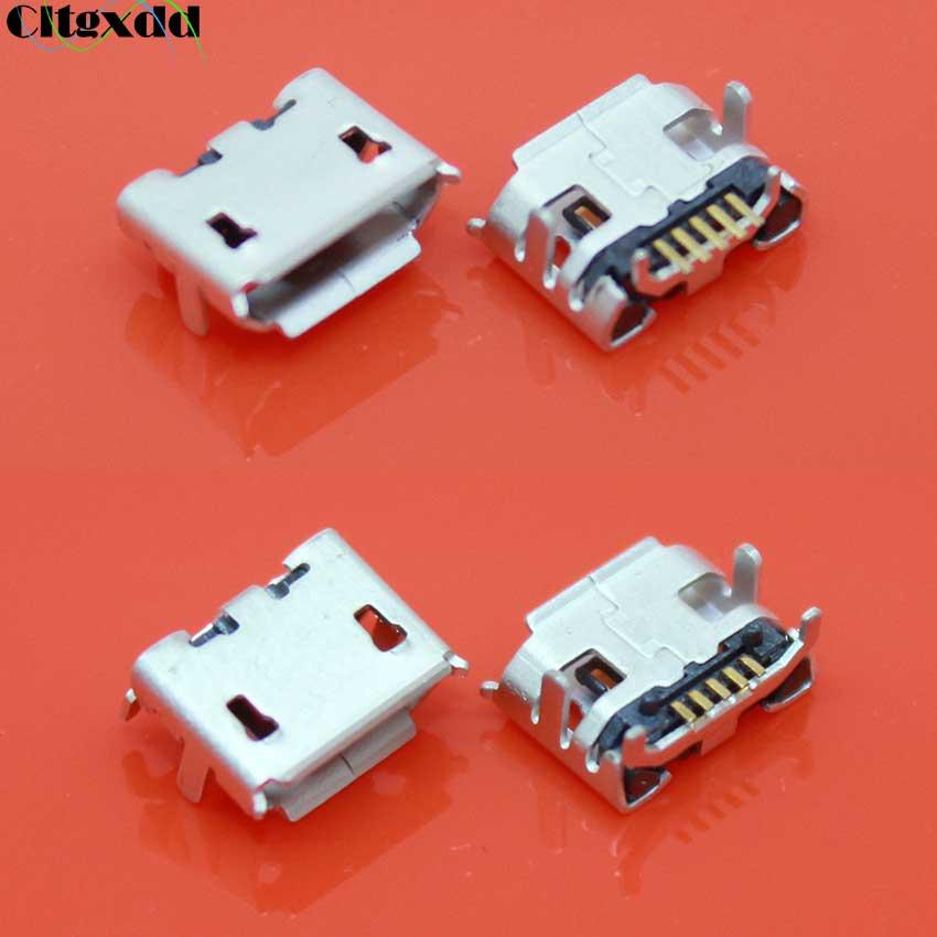 Cltgxdd Micro USB 5pin гнездовой разъем для зарядки для Huawei U8100 U8150 U8800 C8300 T8300 C8150 U8860 C8500 C8600 V845
