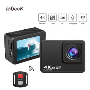 EIS Anti-shake Action Camera 4K/60FPS Sports camera WIFI 2.0