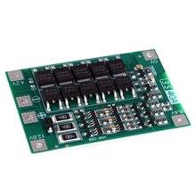 3S 40A Bms 11.1V 12.6V 18650 Lithium Batterij Bescherming Boord Met Gebalanceerde Versie Voor Boor 40A Huidige