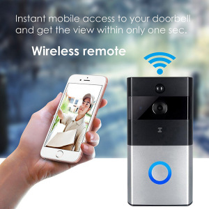 Intercom Video Doorbell Wirele