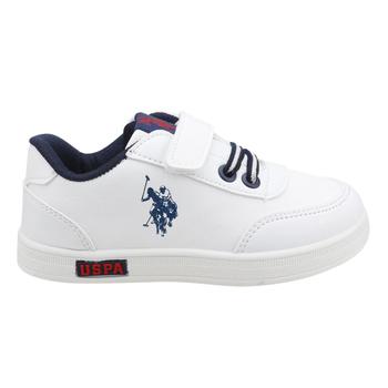 U s Polo Assn Cameron WT buty sportowe dla dziewczynki chłopca tanie i dobre opinie Chłopcy BUTY TURYSTYCZNE