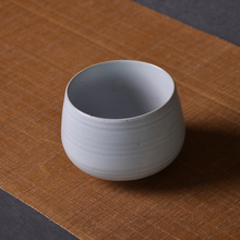 LUWU japanese ceramic matcha bowl tea tool cha bowls chinese kung fu tea accessories