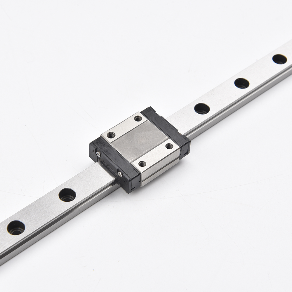cnc parts smooth and repeatable ML series ML12 LWL12 ball type linear motion rolling guides