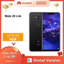 Global Version Huawei Mate 20 Lite 4G 64G 6.3 inch Mobile