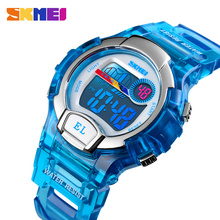 Get more info on the SKMEI Sports Children Watch Boys Girls Student Gifts Waterproof Alarm Clock Stopwatch Timing Watch LED Luminous Digital Watch