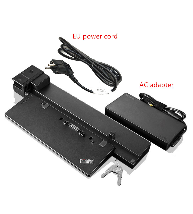 New Original For ThinkPad P70 P71 P50 P51 40A5 Workstation Dock 230W AC Power Adapter 04W3955 00HM626