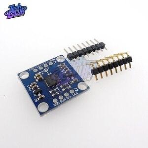 Image 3 - LSM303DLH HM55 3 軸電子コンパス加速度モジュール 3 5v GY 51 LSM303 LSM303D